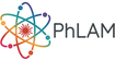 Access to the PhLAM laboratory website